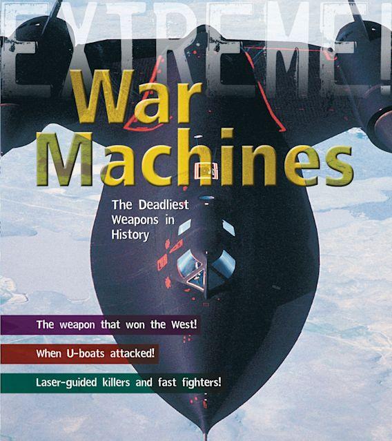 War Machines cover