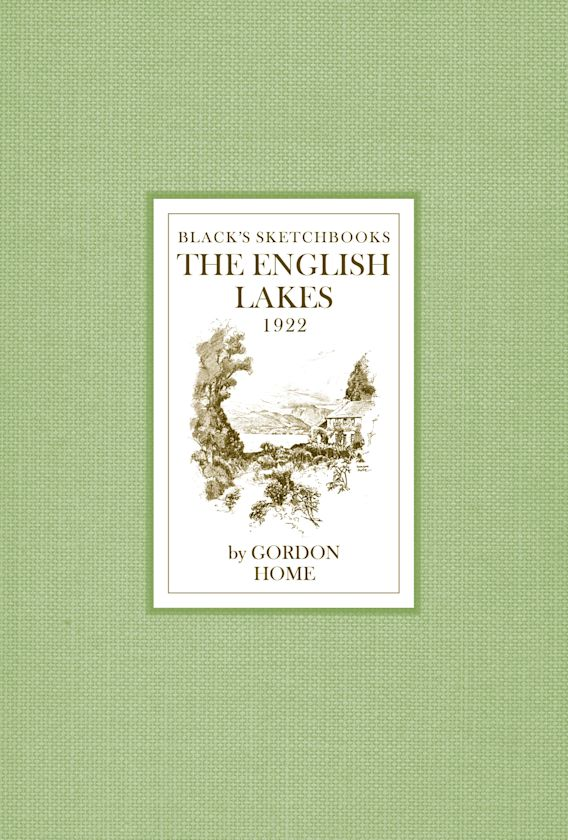 The English Lakes cover