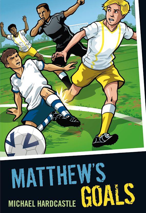 Matthew's Goals cover