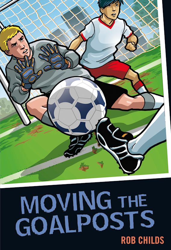 Moving the Goalposts cover