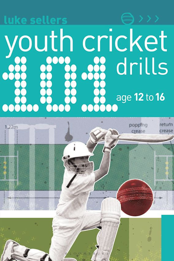 101 Youth Cricket Drills Age 12-16 cover