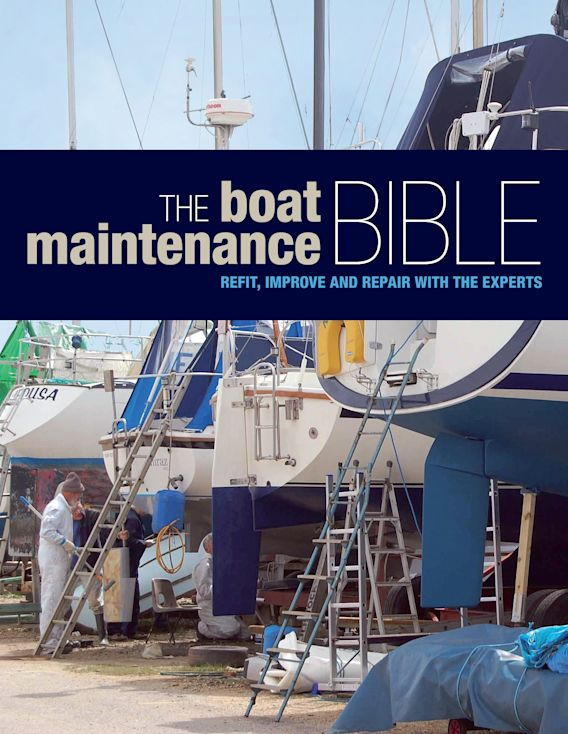 The Boat Maintenance Bible cover