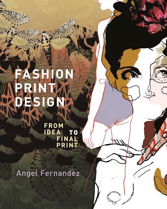 Fashion Print Design cover