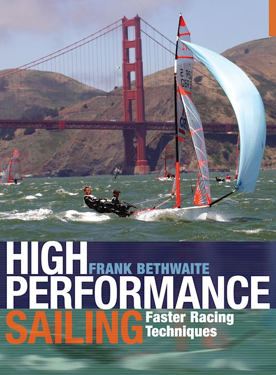 High Performance Sailing cover