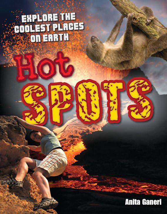 Hot Spots cover