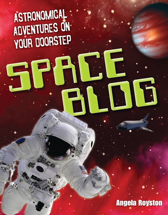 Space Blog cover