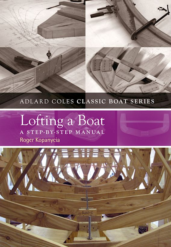Lofting a Boat cover