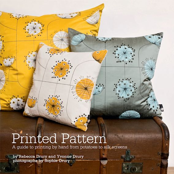 Printed Pattern cover
