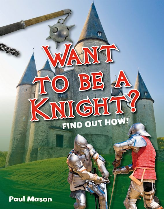 Want to be a Knight? cover