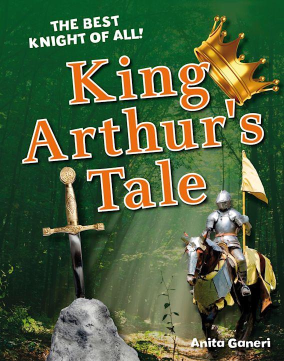 King Arthur's Tale cover