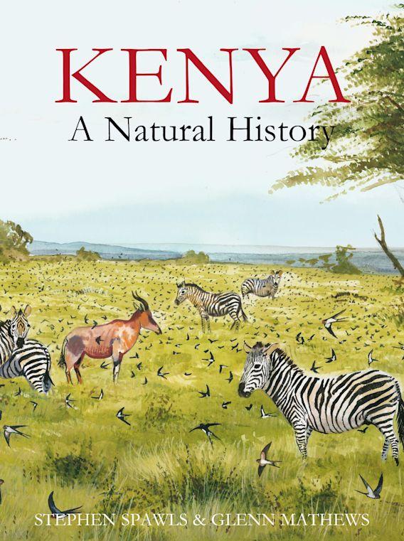 Kenya: A Natural History cover