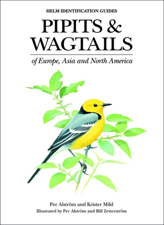 Pipits and Wagtails of Europe, Asia and North America cover