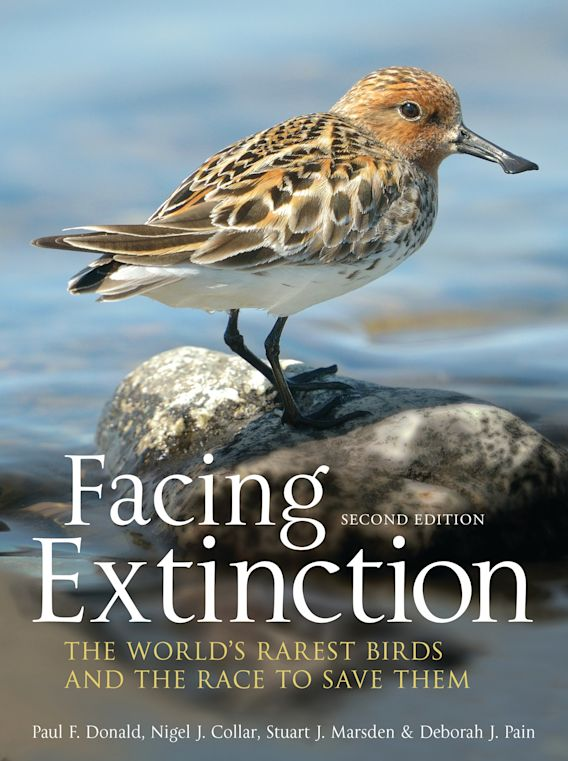 Facing Extinction cover