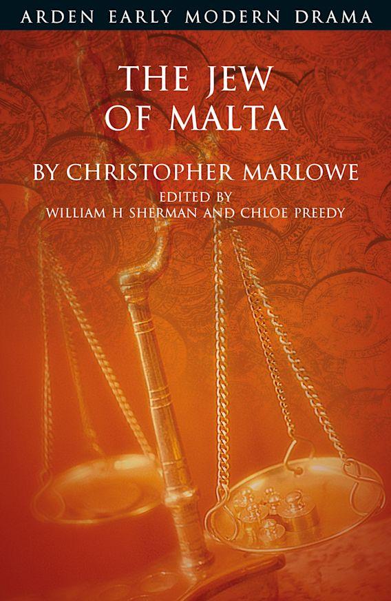 The Jew of Malta cover