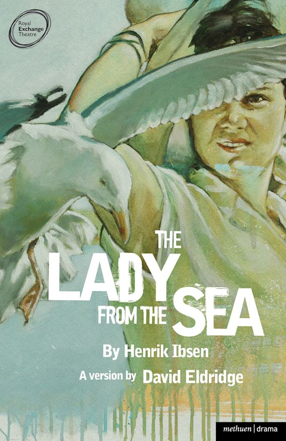 The Lady from the Sea cover