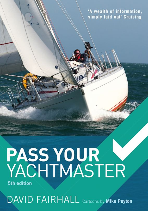 Pass Your Yachtmaster cover