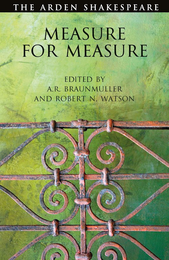 Measure For Measure cover