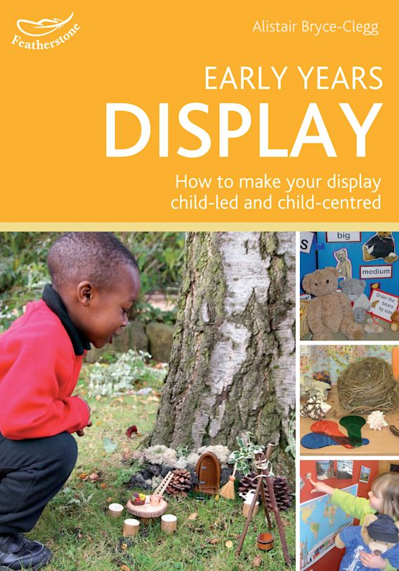 Early Years Display cover