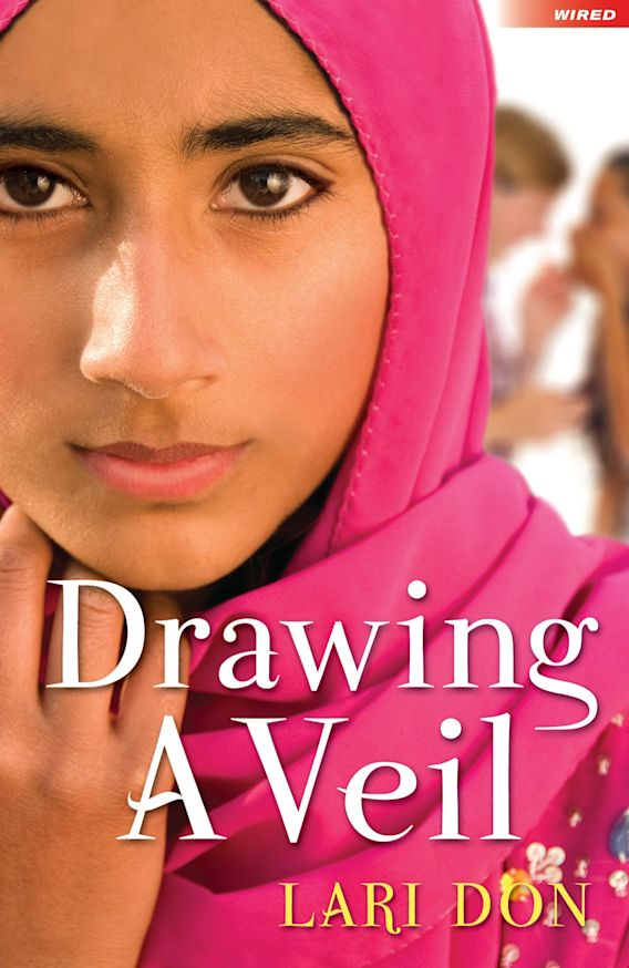 Drawing a Veil cover