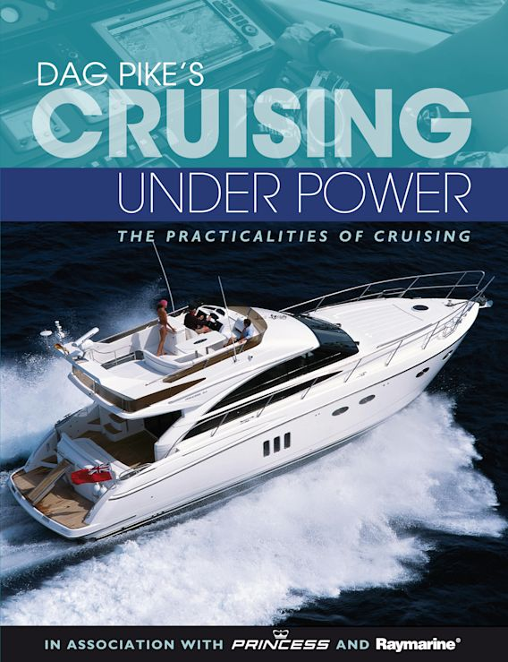 Dag Pike's Cruising Under Power cover