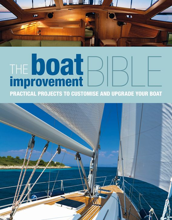 The Boat Improvement Bible cover