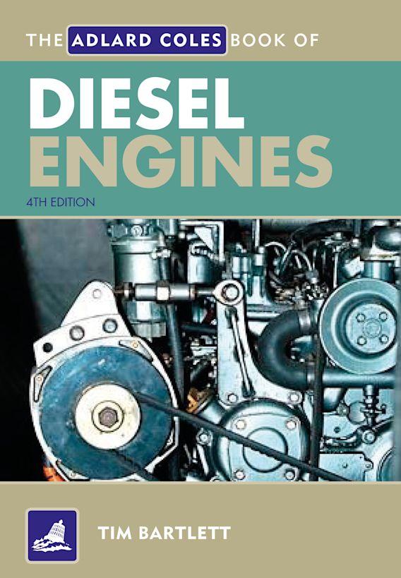 The Adlard Coles Book of Diesel Engines cover