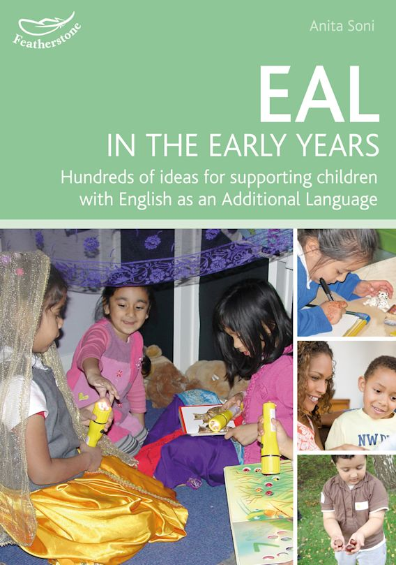 EAL in the Early Years cover