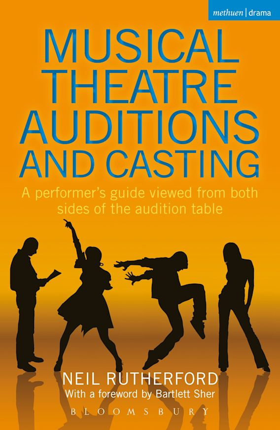 Musical Theatre Auditions and Casting cover