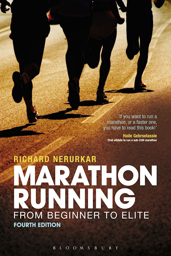 Marathon Running cover