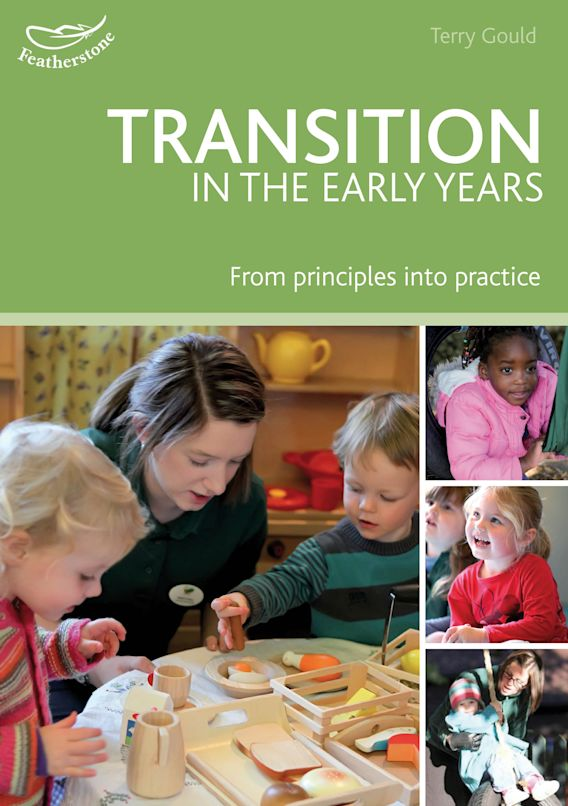 Transition in the Early Years cover
