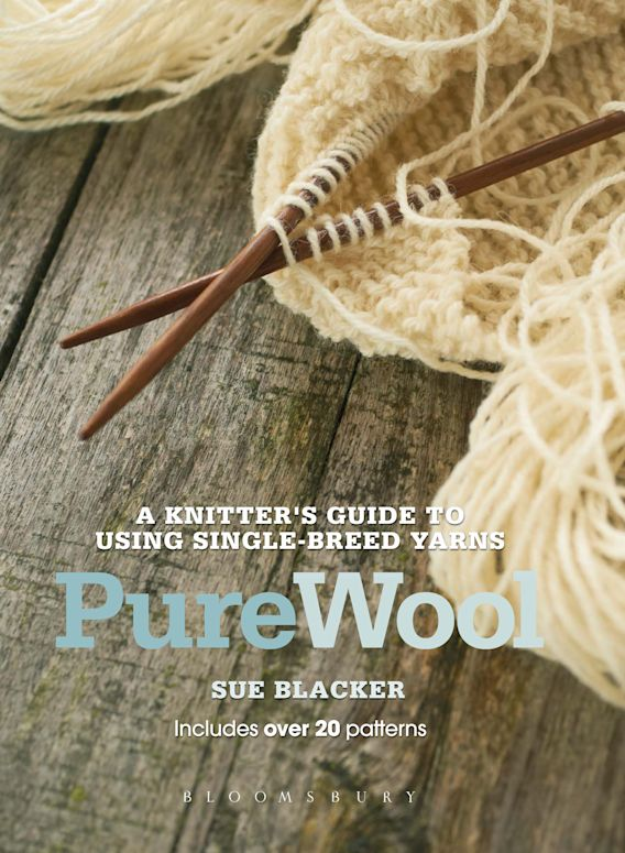 Pure Wool cover