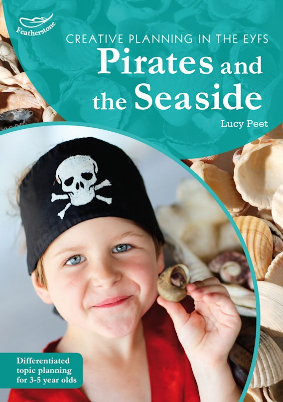 Creative Planning in the Early Years: Pirates and Seaside cover