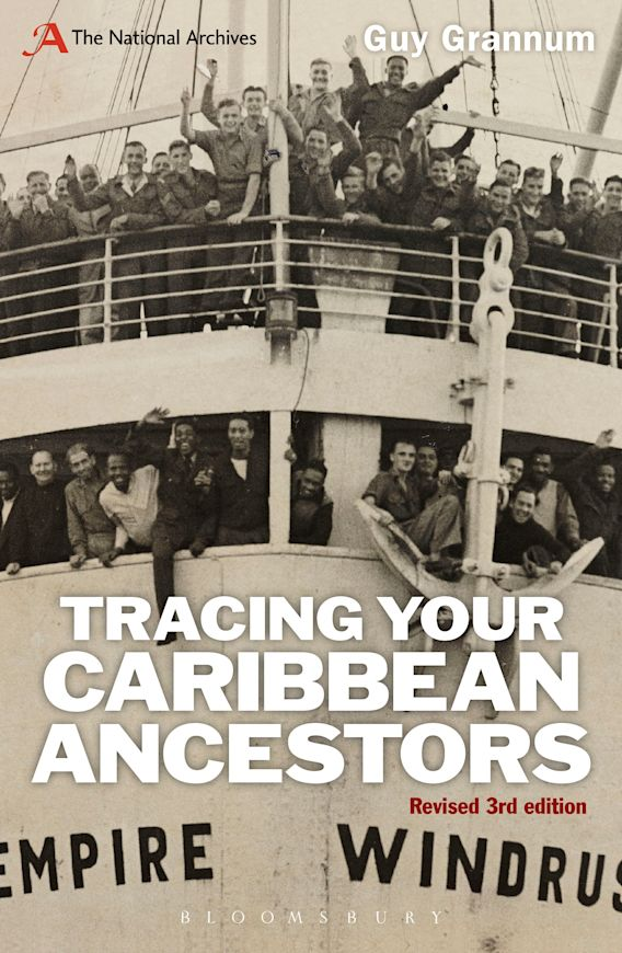 Tracing Your Caribbean Ancestors cover