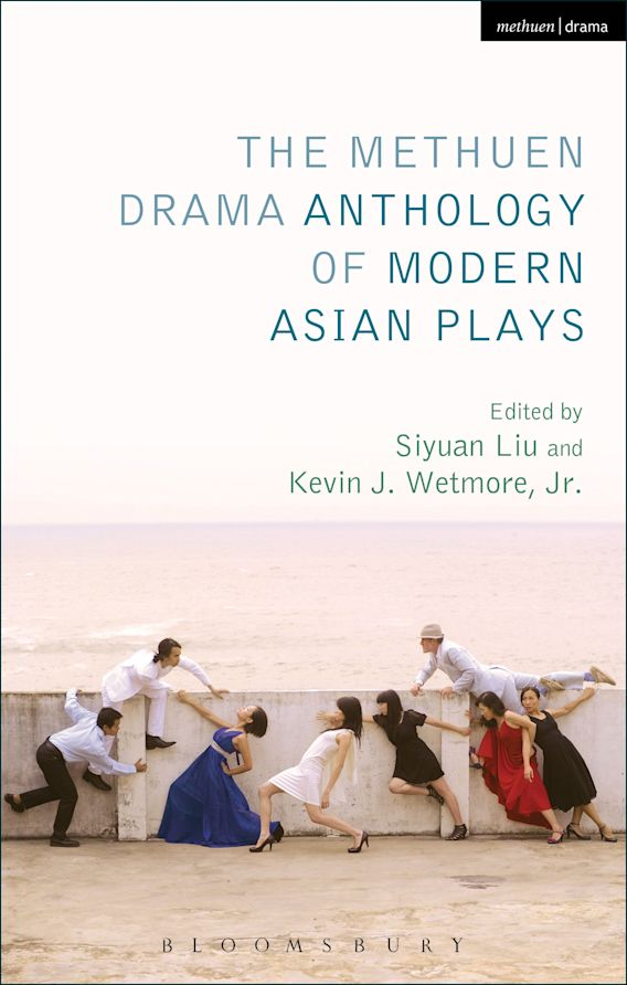 The Methuen Drama Anthology of Modern Asian Plays cover
