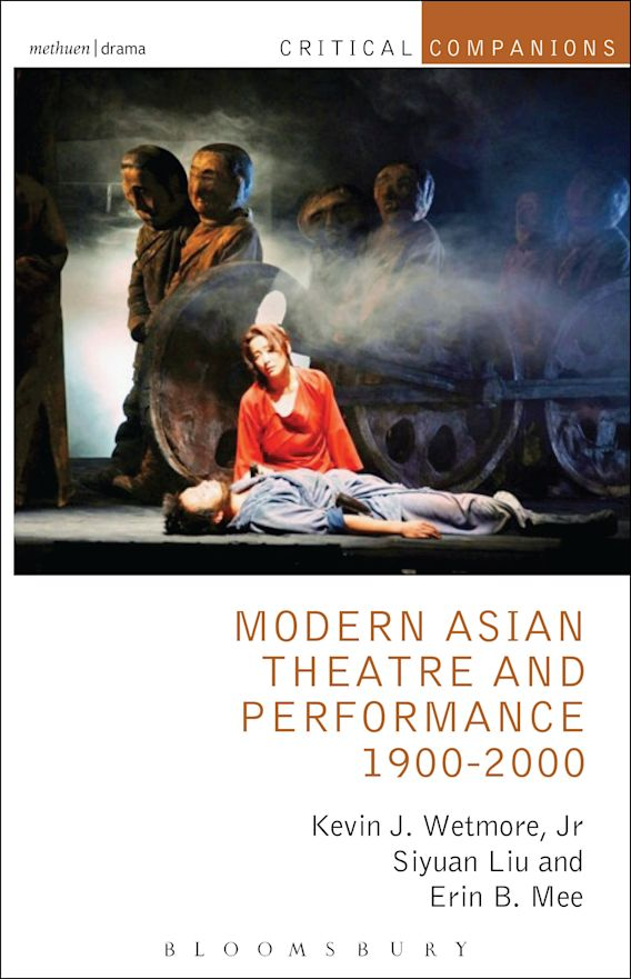 Modern Asian Theatre and Performance 1900-2000 cover