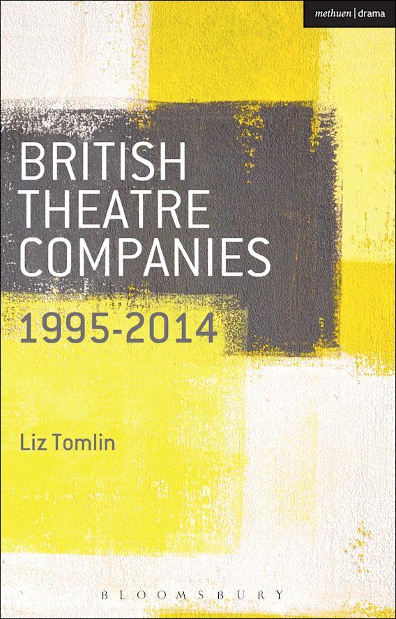 British Theatre Companies: 1995-2014 cover