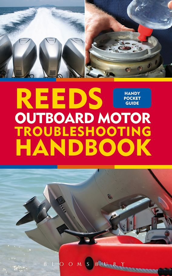 Reeds Outboard Motor Troubleshooting Handbook cover