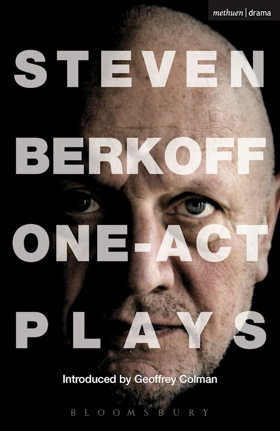 Steven Berkoff: One Act Plays cover
