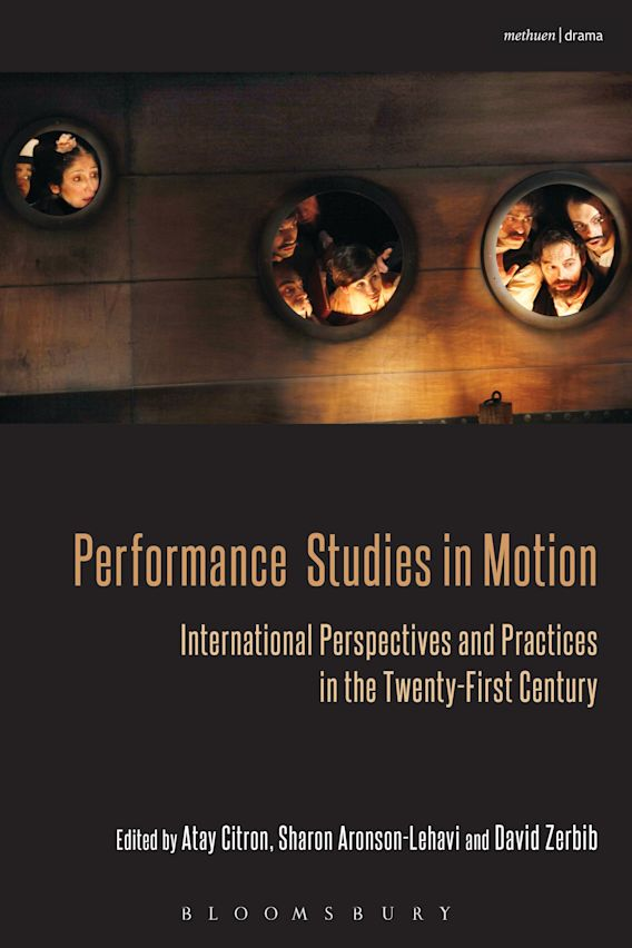 Performance Studies in Motion cover