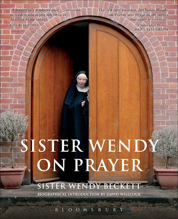 Sister Wendy on Prayer cover