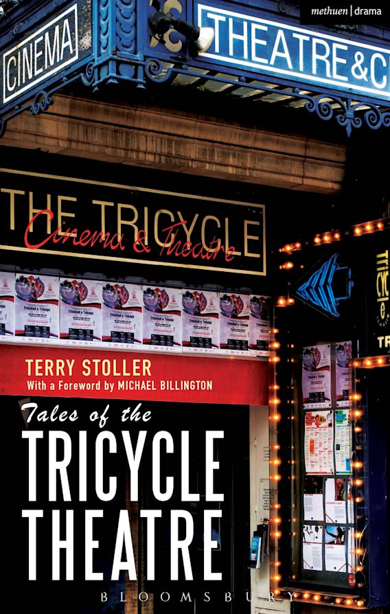 Tales of the Tricycle Theatre cover