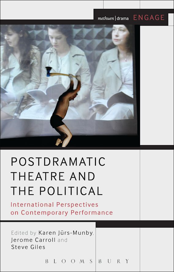 Postdramatic Theatre and the Political cover