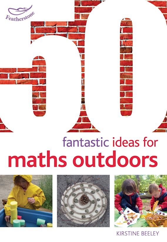 50 Fantastic Ideas for Maths Outdoors cover