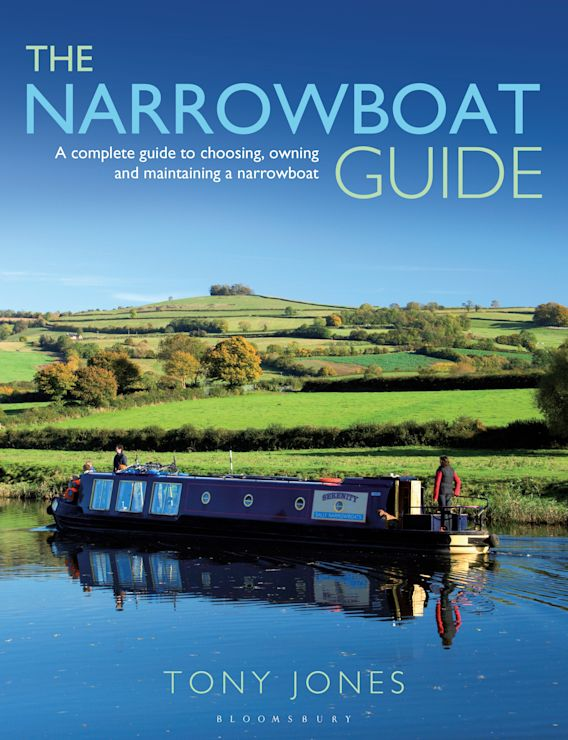 The Narrowboat Guide cover