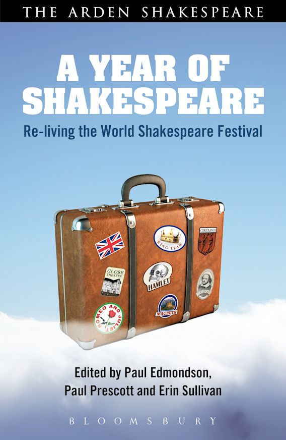 A Year of Shakespeare cover