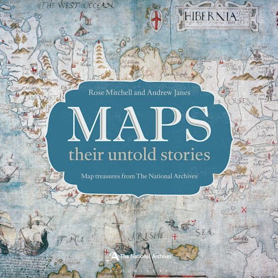 Maps: their untold stories cover