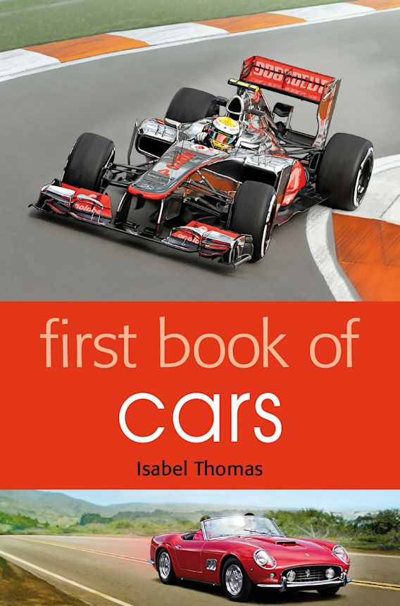 First Book of Cars cover