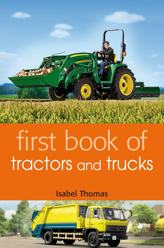 First Book of Tractors and Trucks cover