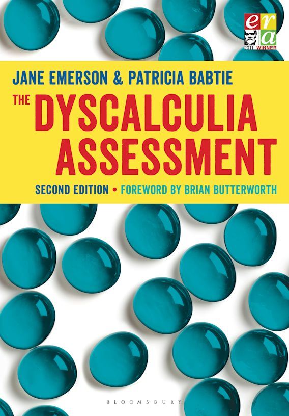The Dyscalculia Assessment cover
