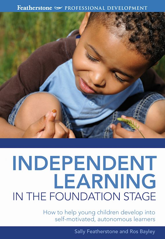 Independent Learning in the Foundation Stage cover
